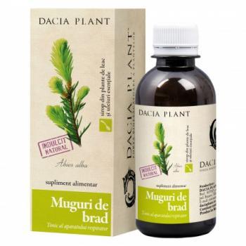 Sirop din muguri de brad 200 ml DACIA PLANT