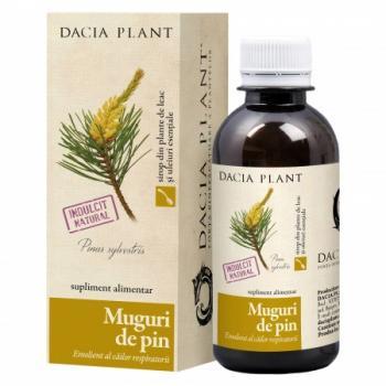 Sirop din muguri de pin 200 ml DACIA PLANT