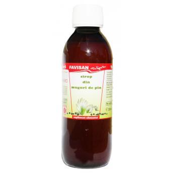 Sirop din muguri de pin j013 250 ml FAVISAN