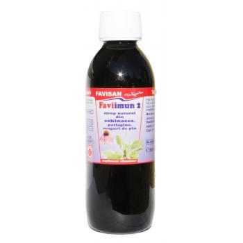 Sirop faviimun 2 j040 250 ml FAVISAN