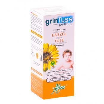Sirop grintuss pentru copii 180 ml ABOCA