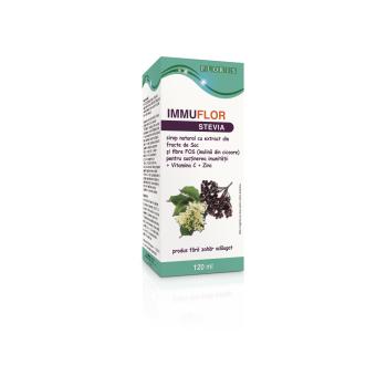 Sirop immuflor stevia  120 ml FLORIS ILRO