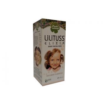 Sirop lilituss elixir pentru copii  200 ml ADYA GREEN PHARMA