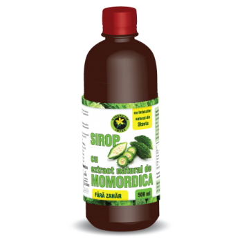 Sirop momordica cu stevie 500 ml HYPERICUM