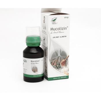 Sirop mucolizin 100 ml PRO NATURA