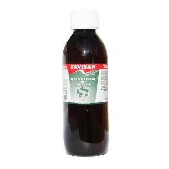 Sirop natural de cimbrisor j020 250 ml FAVISAN