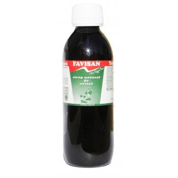 Sirop natural de urzica j019 250 ml FAVISAN
