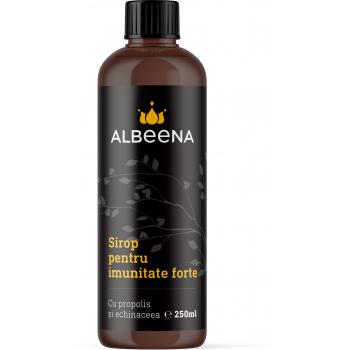 Sirop pentru imunitate forte 250 ml ALBEENA