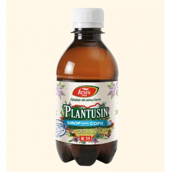 Sirop plantusin pentru copii 250 ml FARES