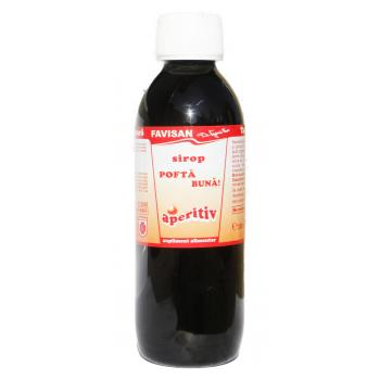 Sirop pofta buna j016 250 ml FAVISAN