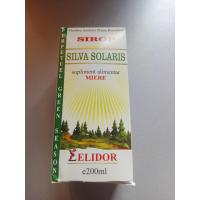 Sirop silva solaris  200ml ELIDOR