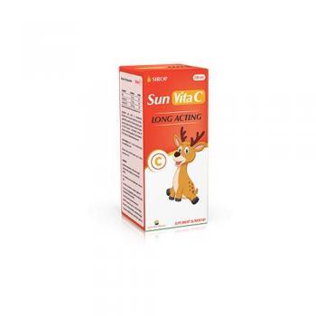 Sirop sunvita c 120 ml SUN WAVE PHARMA