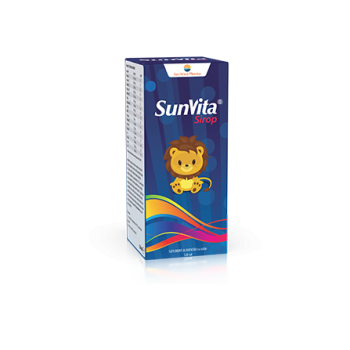 Sirop sunvita 120 ml SUN WAVE PHARMA
