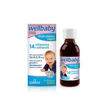 Sirop wellbaby multi vitamin 150 ml VITA BIOTICS