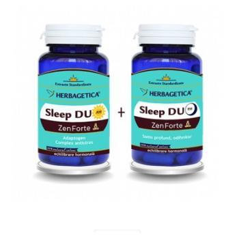 Sleep duo am/pm zen forte 30+30 cps HERBAGETICA