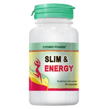 Slim&energy  30 cps COSMOPHARM