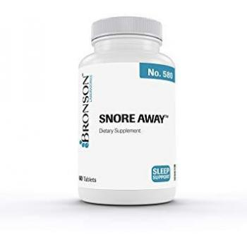 Snore away anti-sforait 60 cps BRONSON