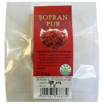 Sofran pur 0.4 gr HERBALSANA