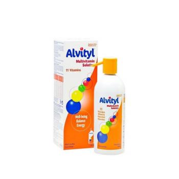 Solutie orala 11 multivitamine 50 ml ALVITYL