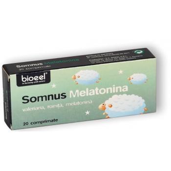 Somnus melatonina 20 cpr BIOEEL