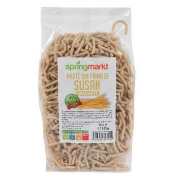 Spaghete din faina de susan 250 gr SPRINGMARKT