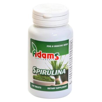 Spirulina 400mg 150 tbl ADAMS SUPPLEMENTS