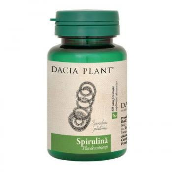 Spirulina 60 cpr DACIA PLANT