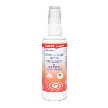 Spray contra tantarilor n001 100 ml FAVISAN