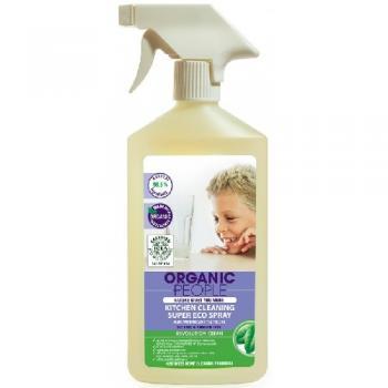Spray eco pentru curatarea bucatariei  500 ml ORGANIC PEOPLE