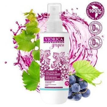 Spray pentru pieptanare usoara cu struguri 150 ml VIORICA GRAPES