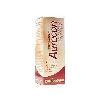 Spray pentru urechi aurecon 50 ml HERBALSANA