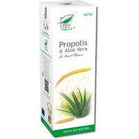 Spray propolis & aloe vera