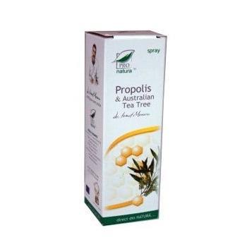 Spray propolis & australian tea tree 50 ml PRO NATURA