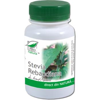 Stevia rebaudiana 60 cpr PRO NATURA