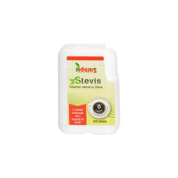 Stevis, indulcitor 200 tbl ADAMS SUPPLEMENTS