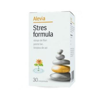 Stres formula 30 cpr ALEVIA