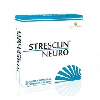 Stresclin neuro 60 cpr SUN WAVE PHARMA