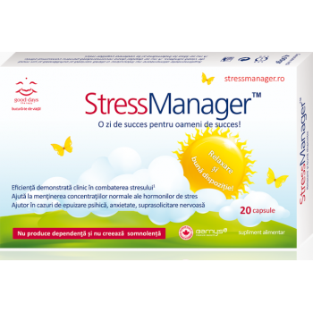 Stress manager 20 cps GOOD DAYS THERAPY