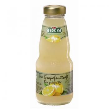 Suc de grapefruit bio 200 ml POLZ