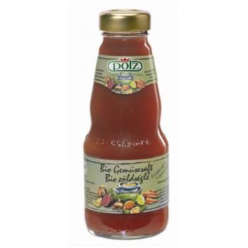 Suc de legume bio 200 ml POLZ