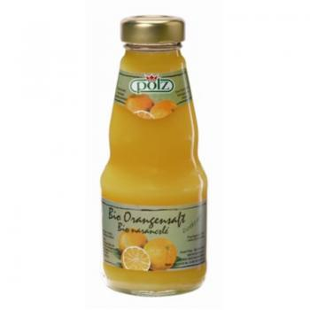 Suc de portocale bio 200 ml POLZ