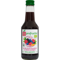 Suc din fructe de padure si catina ecologic 100% natural