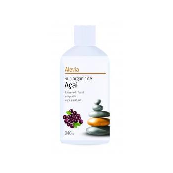 Suc organic de acai 946 ml ALEVIA