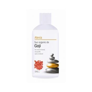 Suc organic de goji 946 ml ALEVIA