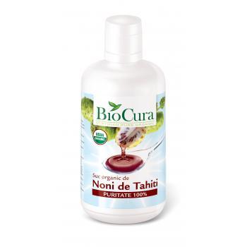 Suc organic de noni de tahiti 946 ml ROTTA NATURA