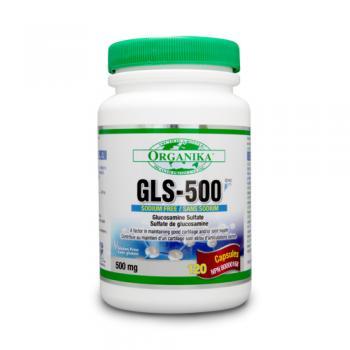 Sulfat de glucozamina gls-500 120 cps ORGANIKA