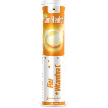 Sun health fier+vitamina c 20 cpr SUN WAVE PHARMA