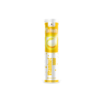 Sun health vitamina c 20 cpr SUN WAVE PHARMA