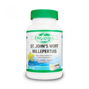 St John s Wort - Sunatoare 90 cps ORGANIKA