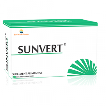 Sunvert 30 cps SUN WAVE PHARMA